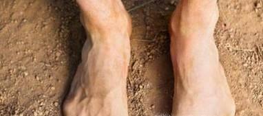 你的肾好不好 看脚就知道!